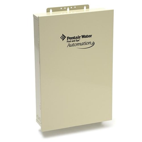 Pentair 520540 EasyTouch 8 System,Pool & Spa Shared System, Load Center, 2  Actuators, 8 Relays, No Indoor ControlPanel