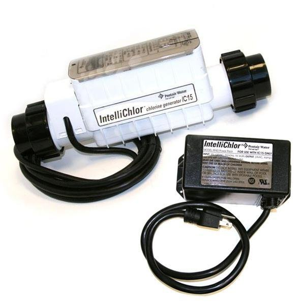 Pentair IntelliChlor IC15 Cell for Above-Ground Pool Systems