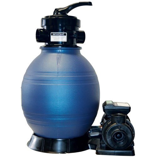 Blue Torrent 12 Quot Sand Shark Sand Filter System With 1 2 Hp