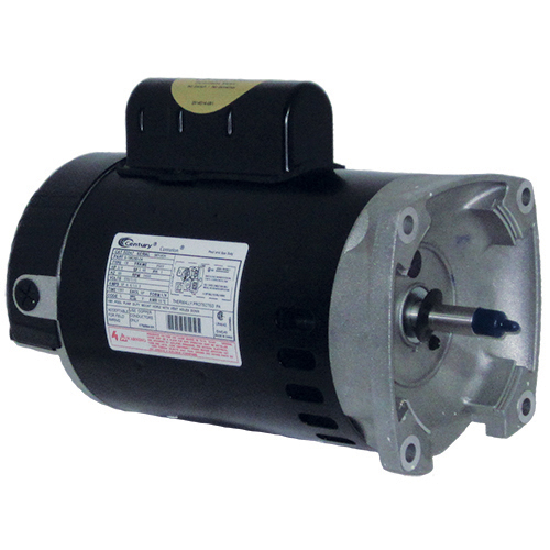 Century In Ground Square Flange Motor