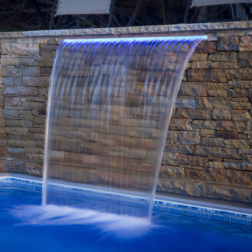 Cmp Brilliant Wonders Waterfalls Led Waterfall Units