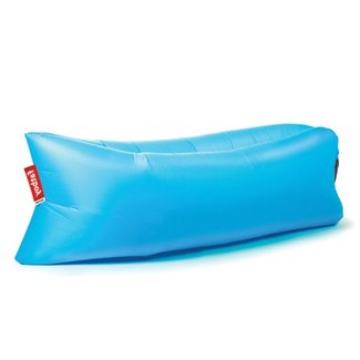 Fat Boy Lamzac Blue Inflatable Sofa Lounge Made In America
