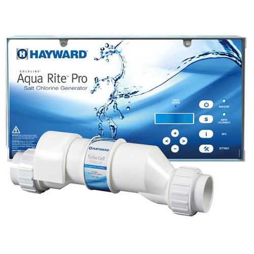 Hayward Aqr15 Pro Aqua Rite Pro Salt Water Chlorinator Up