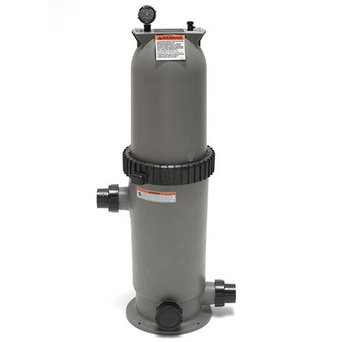 Jandy cs200 cs small cartridge 200 sq ft in ground pool for Pool heater and filter