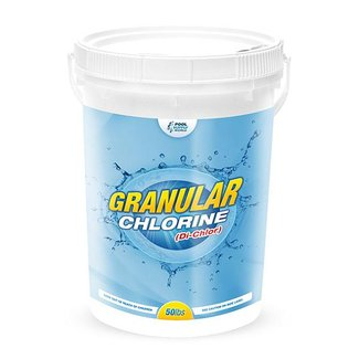 50 Lbs Granular Chlorine Sanitizer For Swimming Pool Spa