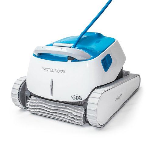 Dolphin Proteus DX5i Robotic Pool Cleaner with PowerStream Technology