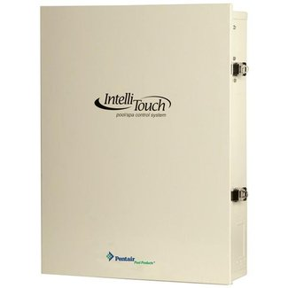 Pentair 521213 IntelliTouch Load Center with IntelliChlor Transformer