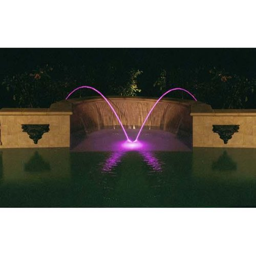 Jandy Jlled Laminar Led Pebble Lid Jet Water Feature With