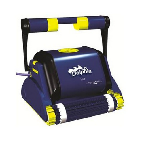 Dolphin 9999389 Bl4 Heavy Duty Commercial Robotic Pool Cleaner