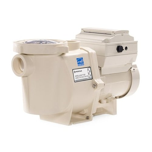 Pentair 011028 IntelliFlo 3HP Variable Speed Pool Pump Ultra Energy-Efficient, 230V