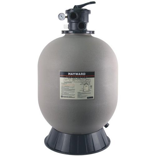 Hayward S180t Pro Series Top Mount Sand 18in Tank In Ground Pool Filter