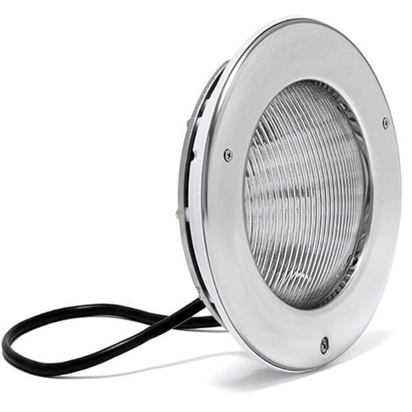 Hayward ColorLogic 4.0 LED 120V, 30' Cord with Stainless Steel Face Ring Pool Light
