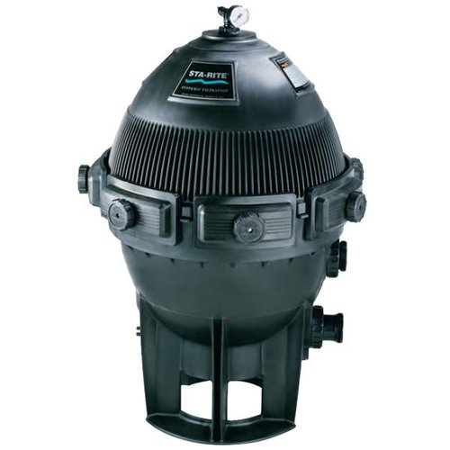 Sta rite s8d110 system 3 grid d e 53 sq ft in ground Swimming pool backwash holding tank