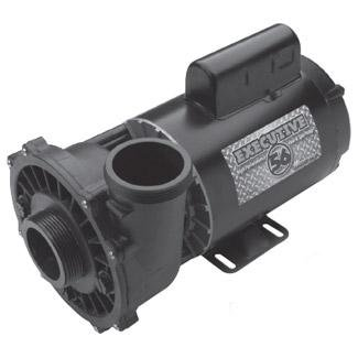 Waterway 3721621 0d76 Executive 56 Frame 4hp Spa Pump 2in